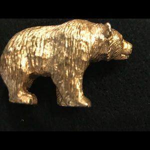 Bear brooch great brooch